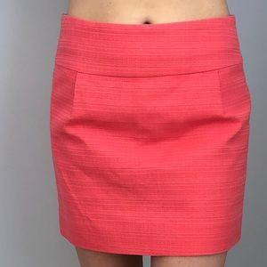 J.crew pencil skirt sz 2 100% cotton